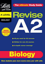 John Parker Biology (A2 Revise Study Guides) Very Good Book
