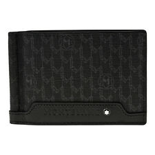 Montblanc Signature 6CC Wallet with Money Clip 107770
