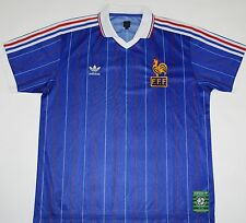 FRANCE ADIDAS ORIGINALS FOOTBALL SHIRT (SIZE L)