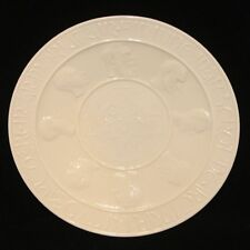 1976 Belleek Ireland Parian China Erne Gaels GAA Gaelic Athletic Club Plate Box