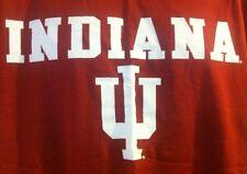 Indiana University Hoosiers Shirt Champion New IU Med M Basketball Crimson Tee
