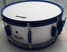 "ddrum DIABLO Snare Drum 14""x6"" Silver/Blue 9-ply"