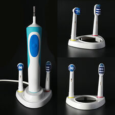 2x Electronic Toothbrush D12 D20 D16 D10 Charger Stand Base Stent Stand Holder