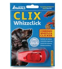 Whizz Clicker for Dog - Fun way reward train whistle Training guide