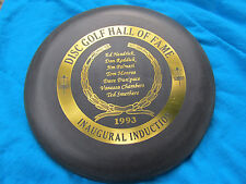 Very Rare Hard To Find 1993 DISC GOLF HALL OF FAME innova San Marino aviar clean