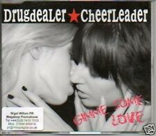 (318E) Drugleader Cheerleader, Gimme Some Love - DJ CD