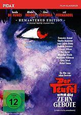 Der Teufel und die zehn Gebote * DVD Kultfilm Louis du Funés Alain Delon Pidax