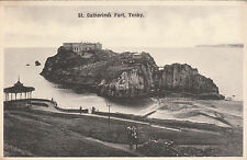St. Catherine's Fort, TENBY, Pembrokeshire