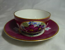 Russian Francis Gardner Style Teacup & By Pesochnoe-on-Volga c1930s
