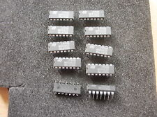 LM348N Op amp 14 pin dip made by ST 10pcs £5.00
