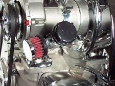 Polished Oil Filler Extension Fits VW Bug Beetle billet VW air cooled oil filler