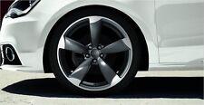 Original Audi A1 18'' Sommerkomplettradsatz 5 Arm Rotor Design 7,5 x 18