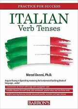 Italian Verb Tenses: Fully Conjugated Verbs (Practice for Success), Marcel Danes