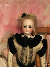 Fashion ORIGINAL Gaultier, Francois Doll 1890 French Porcelaine Bisque Head 40cm