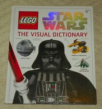 Lego Star Wars - The Visual Dictionary by Dorling Kindersley (Library Edition)
