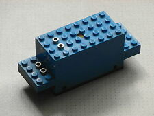 Lego Electric - Blue 4.5v Motor - 2 Pins - Trains / Vehicles (BB07) - 21