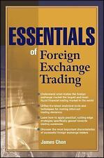 ESSENTIALS OF FOREIGN EXCHANGE TRADING - JAMES CHEN (PAPERBACK) NEW