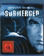 Submerged , RegionB Blu_Ray , uncut , new and sealed , Steven Seagal