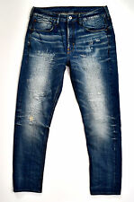 G-STAR RAW-Esseentials Re Type C 3D Loose Tapered-Vintage Look Jeans W33 L32 Neu