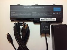 APR6TECA External  Charger  FOR TOSHIBA PA3536 PA 3537 AND MORE