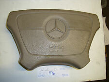 Mercedes-Benz W140 300SE 300SEL driver steering airbag tan 140 460 12 98