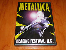 METALLICA Reading festival UK - Precintada