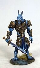 DARK SWORD MINIATURES - DSM7453 Male Dragonkin Warrior