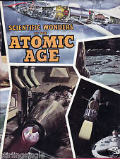 1970 Scientific Wonders of the Atomic Age - Taylor etc - Youngsters Young Adults