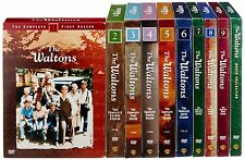 The Waltons: The Complete Series Collection DVD Seasons 1-9