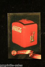 "Coke ~ ""Coca Cola COOLER 1935"" 1996 Sprin Phone Card CEL #40"
