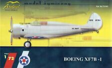 BOEING XF7B-1 DECK FIGHTER ( U.S.NAVY MARKINGS) 1/72 ARDPOL RESIN