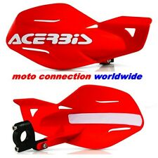 HANDGUARDS RED ACERBIS UNIKO ENDURO   HONDA CRF250X CRF450X ALL YEARS
