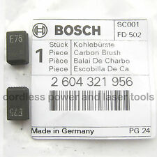 Bosch Carbon Brushes GOP 300 SCE Multi Cutter Tool Genuine Part 2 604 321 956