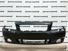 VOLVO S80 2003-2006 FRONT BUMPER IN BLACK WITH PDC [N39]