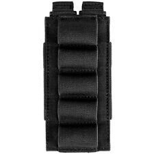 5.11 TACTICAL 5 RND VTAC SHOTGUN SHELL BANDOLIER HUNTING MOLLE AMMO HOLDER BLACK