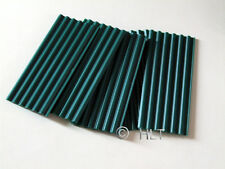 JUWEELA 1:32/1:35 15x GREEN CORRUGATED ROOFING SHEETS 23256 MILITARY WARGAMING
