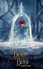 "Beauty and the Beast  ( 11"" x 17"" ) Movie Collector's Poster Print - B2G1F"