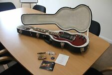 Gibson SG Standard Heritage Cherry Red, P90's - Lovely Condition, Pro Setup