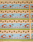 Do You See What I See? Jesus Nativity Religious Fabric Sampler by the 1/2 Yard