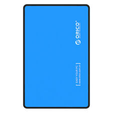 "ORICO Tool free 2.5"" USB 3.0 SATA External HDD HD Hard Drive Disk Enclosure Case"