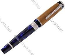 Delta Amerigo Vespucci LE Fountain Pen Fine Nib - Brand NEW! MSRP $1,250-