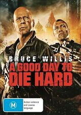 A Good Day To Die Hard (DVD, 2013 - Region 4)