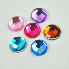 B3 6 pieces Bling Diamond Crystal Style Home Button Sticker for ipad iPhone