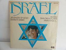 Israel Jerusalem of Gold .. EFFI NETZER EDNA LEV CHANTEURS DE SION .. 49531/532