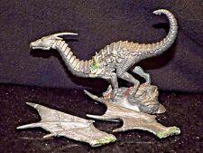 Grenadier WHITE DRAGON II 9603 Dungeons Dragons Metal Miniature AD&D Ral Partha