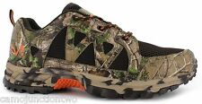 MENS REALTREE CAMO SHOE TAIPAN SIZE 9 HUNTING CAMPING TENNIS SHOES SNEAKER