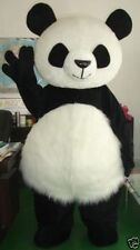Professional Panda Bear Mascot Fancy Dress Costume Adult Size Suit