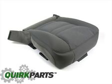07-10 DODGE RAM 3500 FRONT LEFT SIDE DRIVER SEAT BOTTOM COVER NEW MOPAR GENUINE