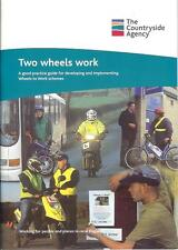 Two Wheels to Work schemes A4 70 page Cycle Scooter Countryside Agency 2002