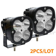 40W CREE 10W LED Offroad Light Bracket 12V 24V Led Tractor CAR SUV lights x2pcs